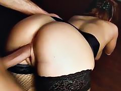 GIVING SOME DICK TO HORNY BLONDE!!